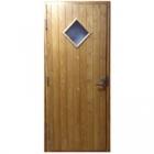 Деревянные входные двери в дом - критерии выбора
