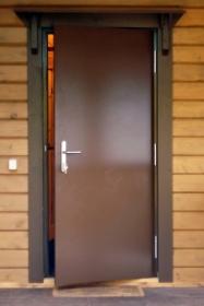 Немецкие входные двери Hormann