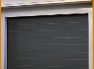 Подъемно-секционные ворота Hormann RenoMatic light с приводом ProMatic