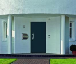 Дверь в коттедж Hormann TermoPlus THP 010