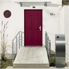 Дверь в коттедж Hormann TermoPlus THP 100